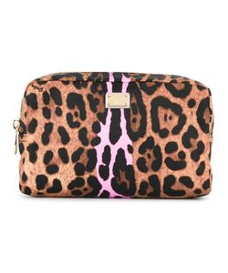 Dolce & Gabbana | Leopard Print Make-Up Bag