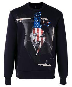 Neil Barrett | Martin Luther King Sweatshirt