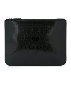 Kenzo | Embossed Logo Clutch One