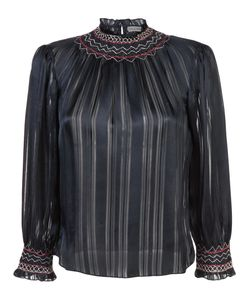 Ulla Johnson | Stitched Hem Blouse Women