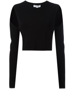 Opening Ceremony | Cut-Out Detail Crop Top Size Medium