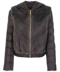 Liska | Padded Hooded Jacket Women