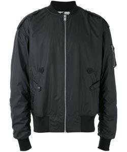 MISBHV | Куртка-Бомбер С Принтом Логотипа