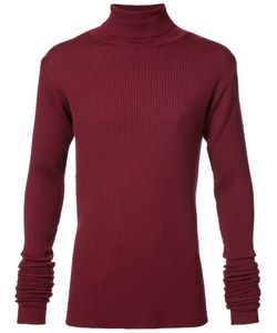 Y / PROJECT | Turtleneck Ribbed Sweater Unisex