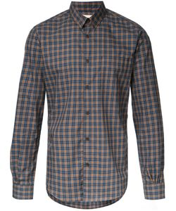 Factotum | Checked Shirt 48 Cotton
