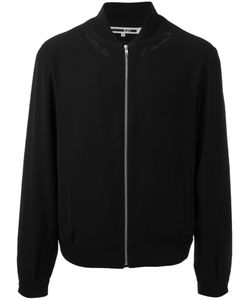 Mcq Alexander Mcqueen | Front Zipped Bomber Jacket Size 52