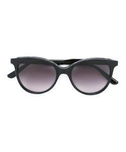 Bottega Veneta Eyewear | Солнцезащитные Очки Intrecciato В Круглой Оправе