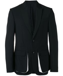 Givenchy | Double Faced Blazer 52 Wool/Mohair/Silk/Viscose