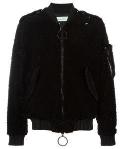 OFF-WHITE | Zip Up Jacket Xs Polyester/Viscose/Viscose