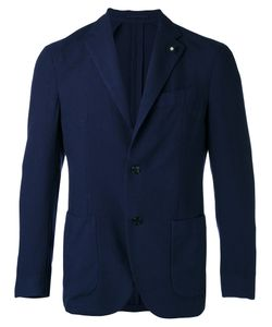 Lardini | Two Button Blazer 54
