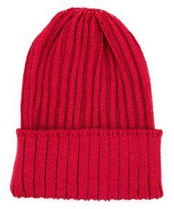 KIJIMA TAKAYUKI | Ribbed Beanie Hat