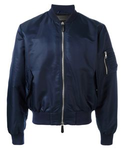 J.W. Anderson | J.W.Anderson Classic Bomber Jacket 50 Nylon/Cotton/Polyamide/Leather
