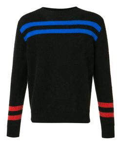 The Elder Statesman | Cashmere Striped Jumper Adult Unisex Medium