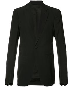 Rick Owens | Blazer Jacket 48 Viscose/Wool/Cork