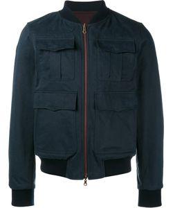 Dries Van Noten | Reversible Embroidered Bomber Jacket