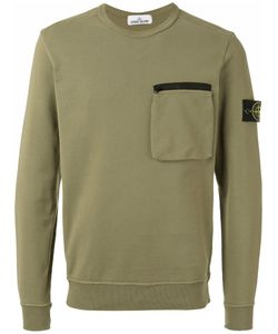 Stone Island | Chest Pocket Sweatshirt Size Small