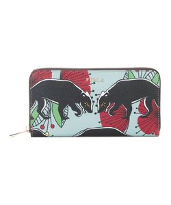 Furla | Printed Zip Wallet One