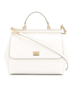 Dolce & Gabbana | Large Sicily Tote Calf Leather