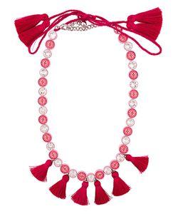 Shourouk | Sautoir Tassel Necklace Women One