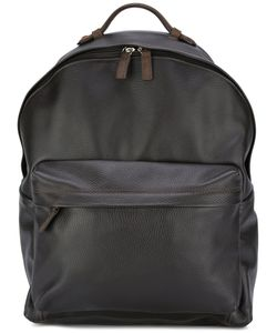 AL DUCA D'AOSTA | 1902 Zipped Backpack Leather