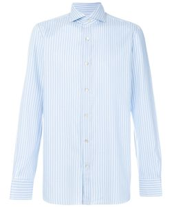 BORRELLI | Striped Shirt Men 44