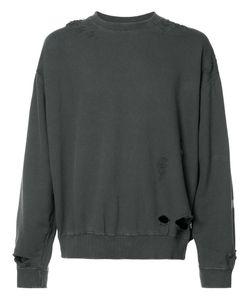 Jieda | Super Damage Sweatshirt 1 Cotton