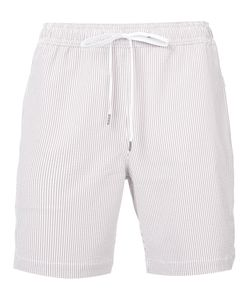 Onia | Striped Charles Trunks M