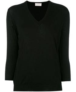 Zanone | V-Neck Sweater 42