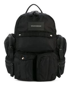 Dsquared2 | Рюкзак С Накладными Карманами