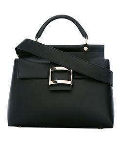 Roger Vivier | Large Buckle Shoulder Bag