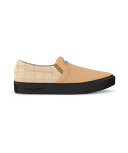 Swear | Maddox Slip-On Sneakers Women Calf Leather/Crocodile Leather/Nappa