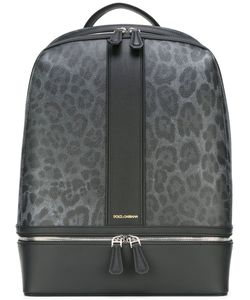Dolce & Gabbana | Mediterraneo Backpack Leather
