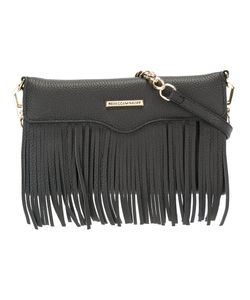 Rebecca Minkoff | Fringed Trim Clutch Bag