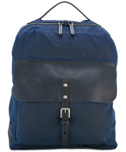 Ally Capellino | Simon Backpack Leather/Cotton