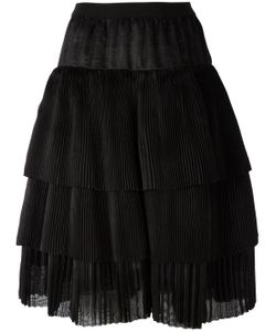 Sara Lanzi | A-Line Tiered Skirt