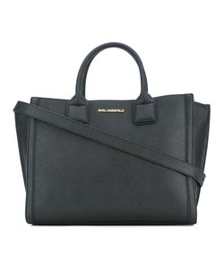 Karl Lagerfeld | Logo Plaque Tote Bag