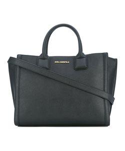 Karl Lagerfeld | Logo Plaque Tote Bag