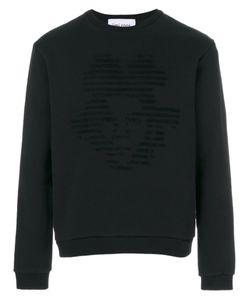 JIMI ROOS | Embroidered Sweatshirt Men M