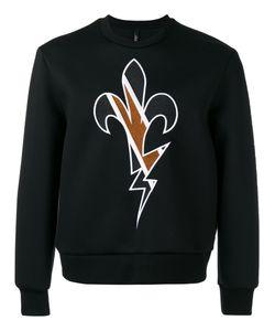 Neil Barrett | Embroidered Sweatshirt M