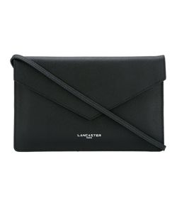 Lancaster | Logo Print Clutch Bag Leather