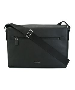 Michael Kors | Zip Up Messenger Bag Leather