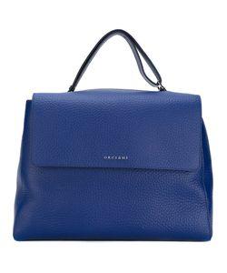 Orciani | Top Flat Shoulder Bag