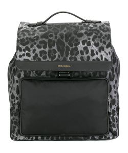 Dolce & Gabbana | Mediterraneo Backpack Leather/Polyester