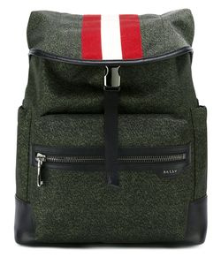Bally | Glitter Effect Backpack Cotton