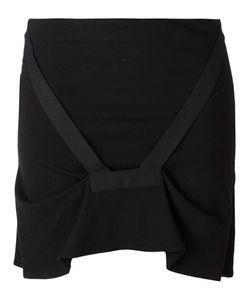 HELMUT LANG VINTAGE | Bondage Strap Skirt Size