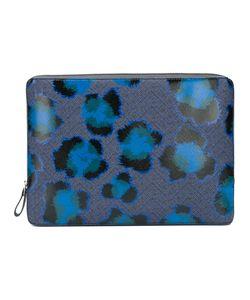 Kenzo | Leopard Print Laptop Case