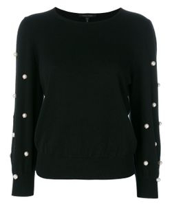 Marc Jacobs | Faux Pearl Embellished Jumper