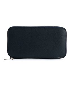 Valextra | Zip-Around Wallet One