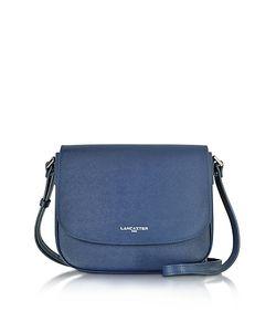 LANCASTER PARIS | Adele Saffiano Leather Crossbody Bag