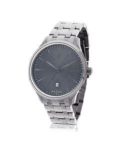 Maserati | Attrazione Серебристые Мужские Часы С Браслетом Из Нержавеющей Стали